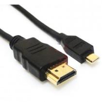 CA-1073 CAVO HDMI M-MICRO HDMI M 2M