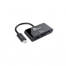 MCR-1016 LETTORE DI SCHEDE MICRO USB OTG