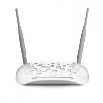 TP-LINK TD-W8961N ADSL2+MODEM ROUTER 300Mbps