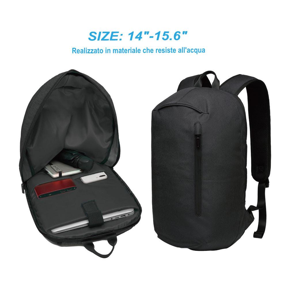 "BPN-1045 ZAINO PER NOTEBOOK 15.6"""