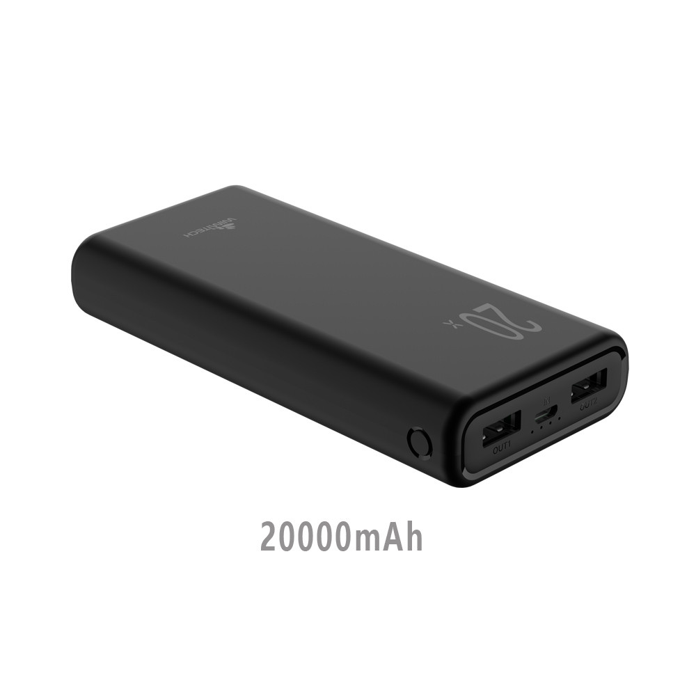 CCT-433 CARICATORE POWER BANK 20000MAH DC5V/2A