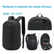 BPN-1045-BK ZAINO PER NOTEBOOK 15.6""