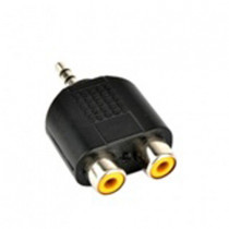 CA-1038 ADATTATORE AUDIO 3.5MM M/ 2RCA F
