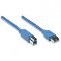 CA-1067 CAVO USB 3.0 A/B M/M 1.8M