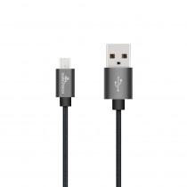 CAQ-102-GY CAVO USB2.0 M/MICRO USB 1M