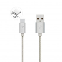 CAQ-103-SV CAVO USB2.0 TIPO C/A M/M 1M