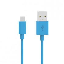 CAQ-65-BL CAVO USB2.0 M/MICRO USB 1M