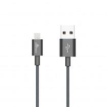 CAQ-87-BK CAVO USB2.0 M/MICRO USB 1M