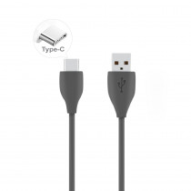 CAQ-88-BK CAVO USB2.0 TIPO C/A M/M 1M