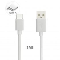 CAQ-93-WT CAVO USB2.0 TIPO C/A M/M 1M