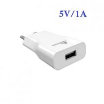 CCT-1076 CARICATORE DA RETE USB 5V/1A