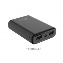 CCT-430-BK CARICATORE POWER BANK 10000MAH DC5V/2A