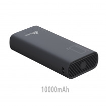 CCT-434-BK CARICATORE POWER BANK 10000MAH DC5V/2A