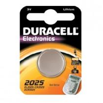 DURACELL DL2025 LITHIUM BATTERY 3V