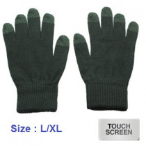 GPT-04-BK GUANTI INVERNALI X TOUCH SCREEN L/XL