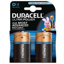 DURACELL D TORCIA ULTRAPOWER LR20/MN1300 ALKALINE