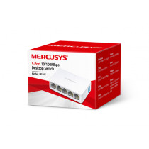 MERCUSYS MS105 SWITCH 5-PORT 10/100M