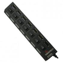 PHU-1011 USB HUB 7 PORTE