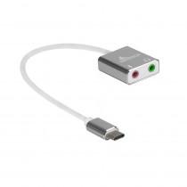 CAI-18 SCHEDA AUDIO ESTERNA USB-C