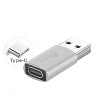 CAQ-117 ADATTATORE DA USB-C/F A USB-A/M