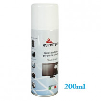 PZ-04 PULITORE SPRAY A SCHIUMA 200ML